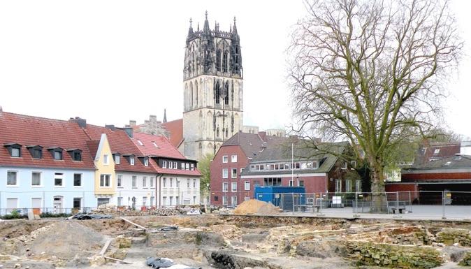 Überwasserviertel Münster (Foto: Stefan Rethfeld)
