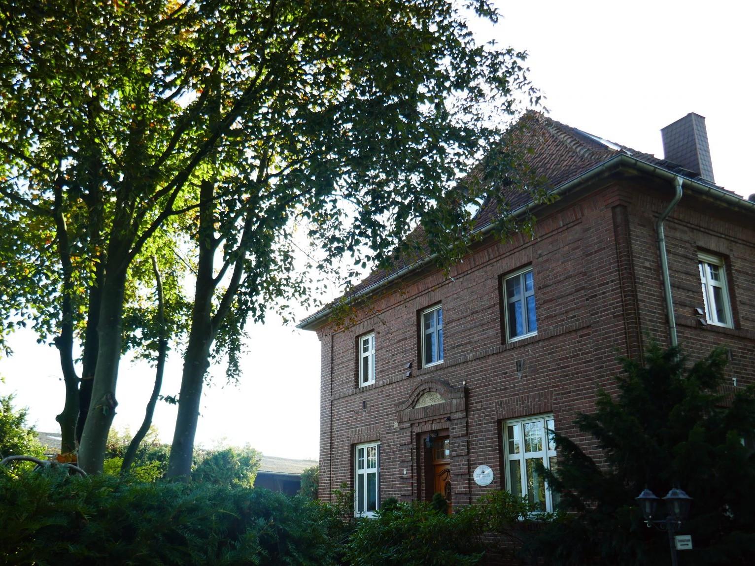 Münster-Sprakel: Wohnvilla von 1928 - Foto: Stefan Rethfeld