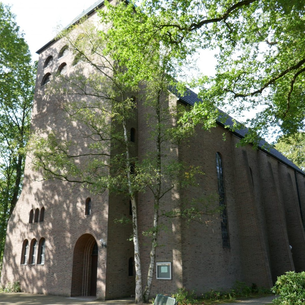 Benteler & Wörmann: Herz-Jesu-Kirche, Brock (b. Ostbevern), 1933 Foto: Stefan Rethfeld