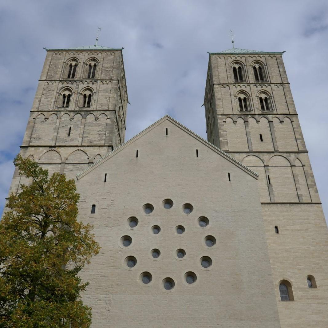 Benteler & Wörmann: Dom in Münster (Wiederaufbau), 1945-56 Foto: Stefan Rethfeld