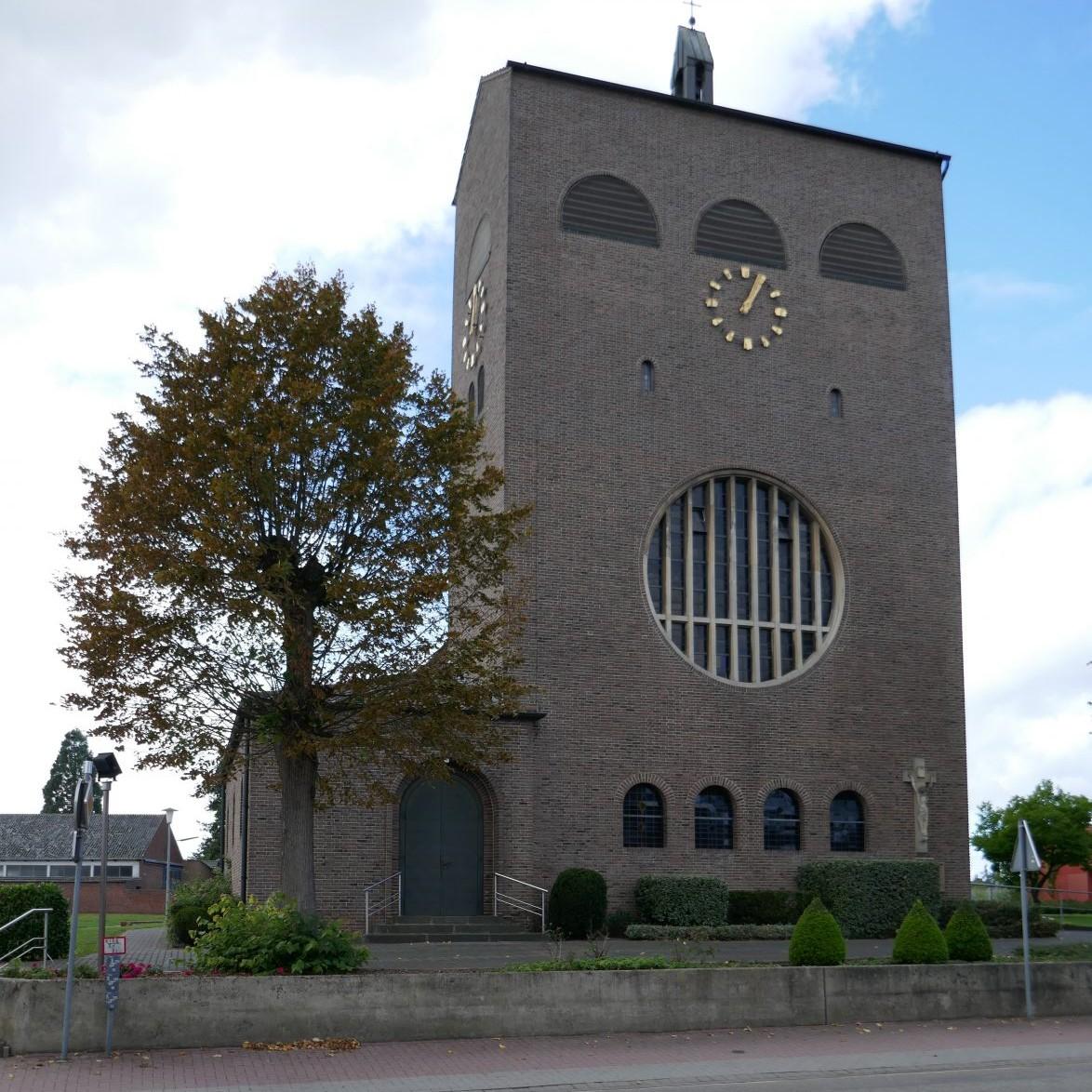 Benteler & Wörmann: St. Michael, Bilk (b. Wettringen), 1935 Foto: Stefan Rethfeld