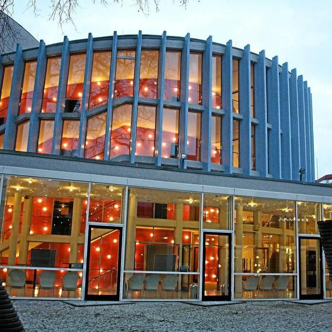 Architektenteam (Harald Deilmann, Max von Hausen, Ortwin Rave, Werner Ruhnau): Stadttheater Münster, 1956