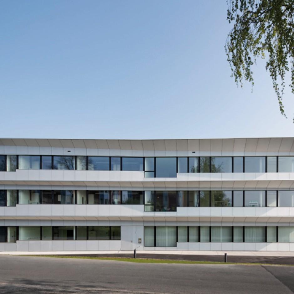 Münster: Nano-Bioanalytik-Zentrum NBZ, Staab Architekten - Foto: Werner Huthmacher