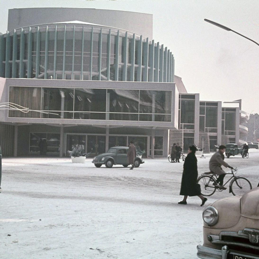 Theater Münster - Foto: Archiv Christoph von Hausen