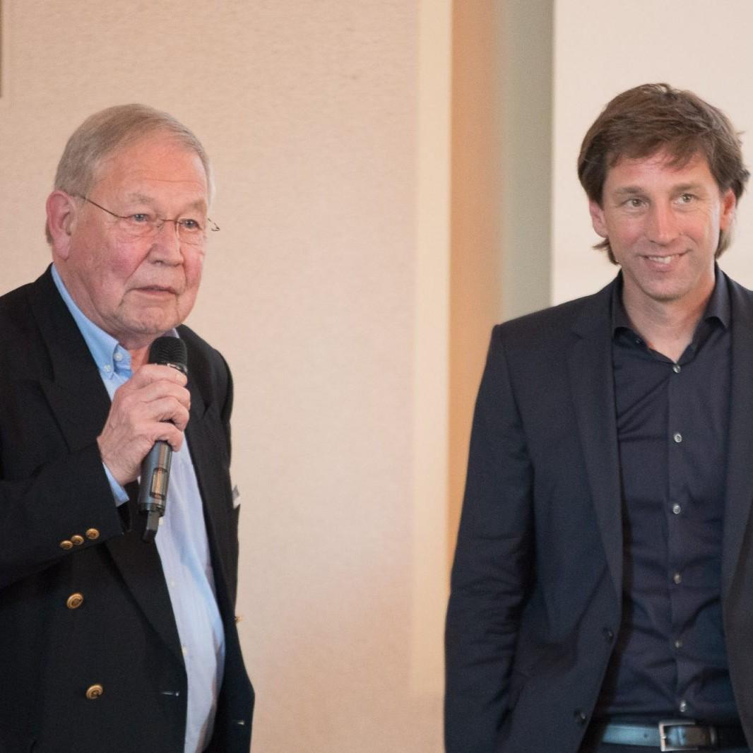 A-Z Muths: Vortragsabend mit Maarten Muths (Sohn) und Stefan Rethfeld Foto: Markus Bomholt