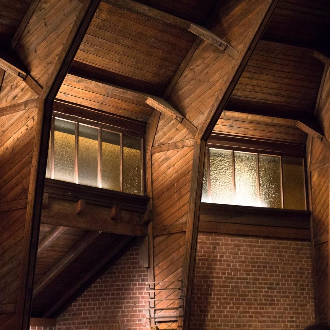 A-Z Otto Bartning: Erlöserkirche Münster - Foto: Markus Bomholt