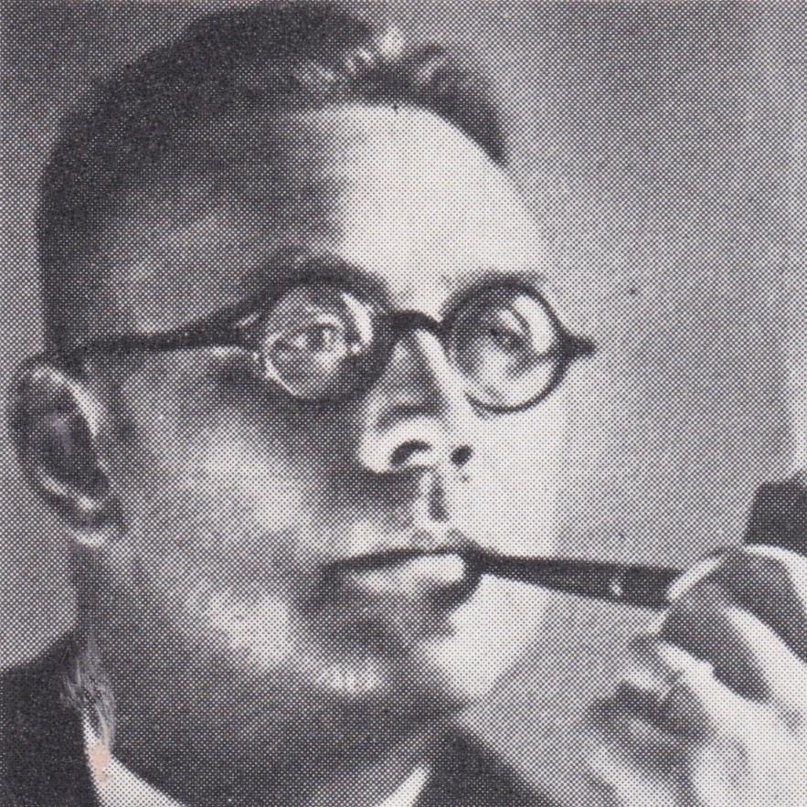 Heinrich Benteler, Architekt Quelle: Schanze Münster, 1930