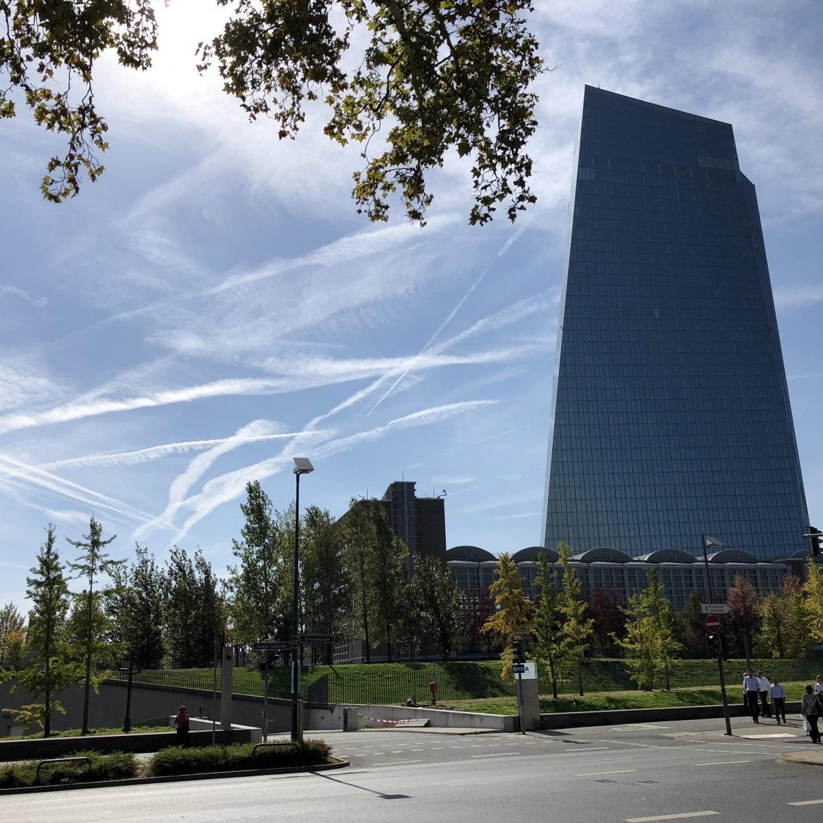 Europäische Zentralbank Frankfurt am Main - Foto: Stefan Rethfeld