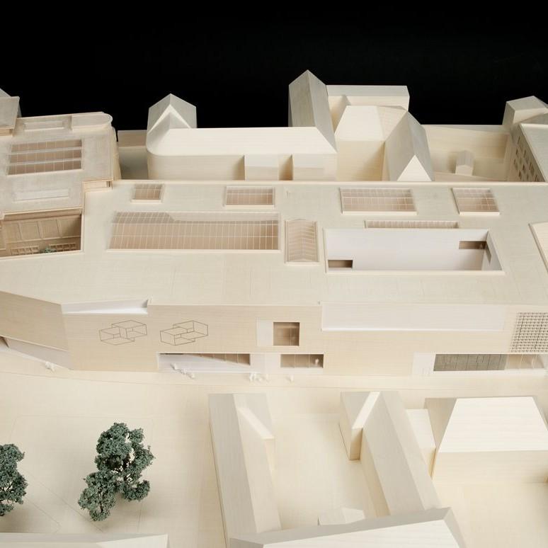 Münster: LWL-Museum für Kunst und Kultur Münster - Entwurf: Staab Architekten