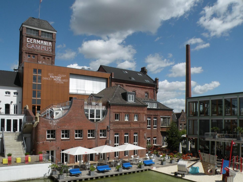 Münster: Germania-Campus - Foto: Stefan Rethfeld