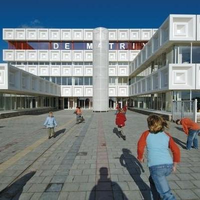 Architectenbureau Marlies Rohmer: Brede School De Matrix in Hardenberg (NL), 2008