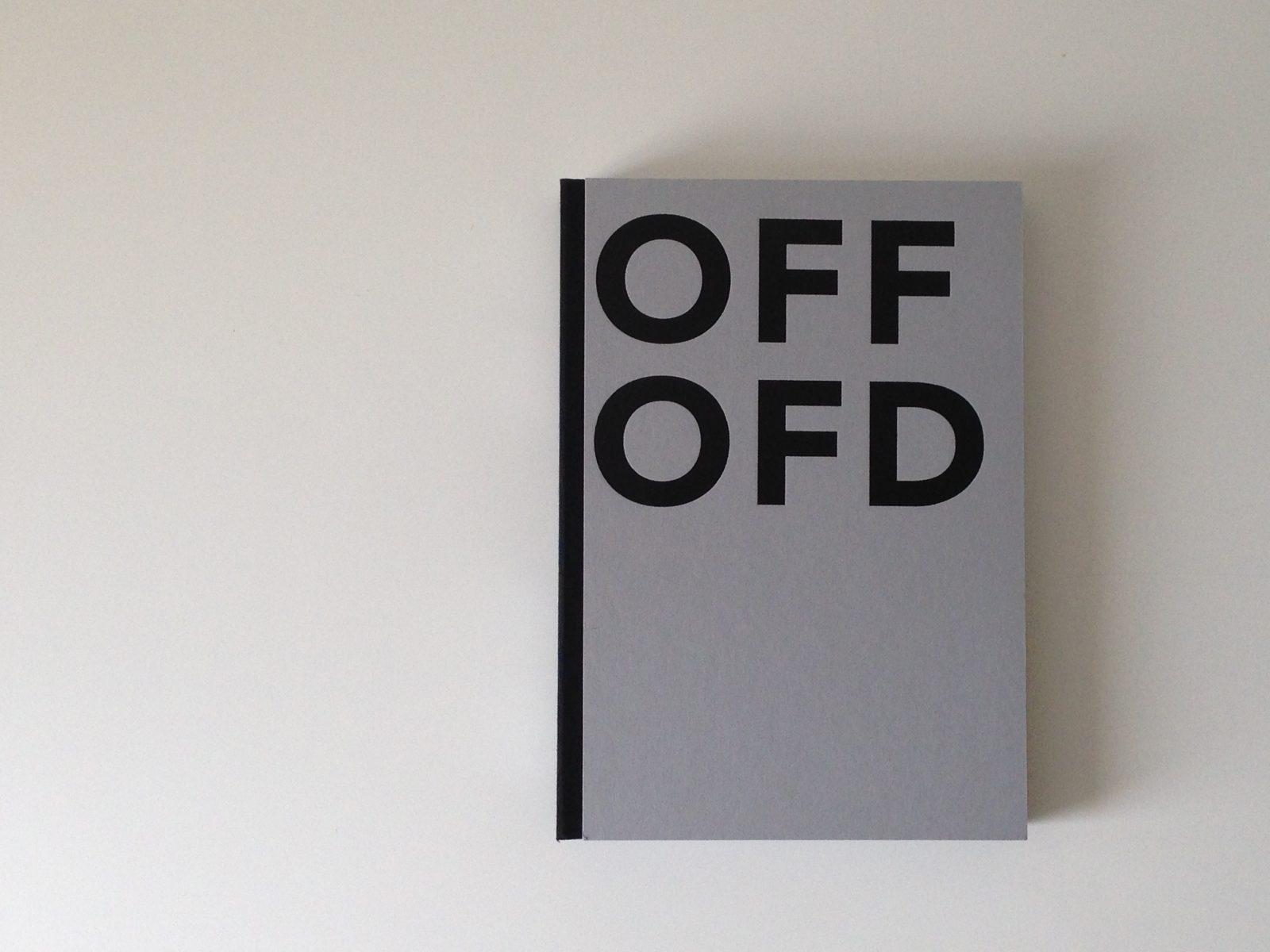 Christian Odzuck: OFF OFD - Buchpublikation - Skulptur Projekte 2017