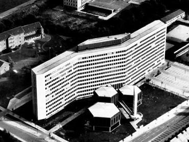 Oberfinanzdirektion Münster (1966-69, Hentrich-Petschnigg & Partner) - Foto: HPP