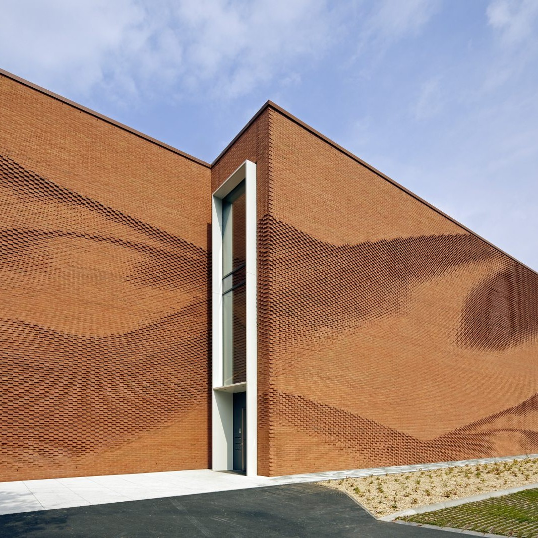 Behet Bondzio Lin: Textilverband in Münster - Foto: Andreas Secci