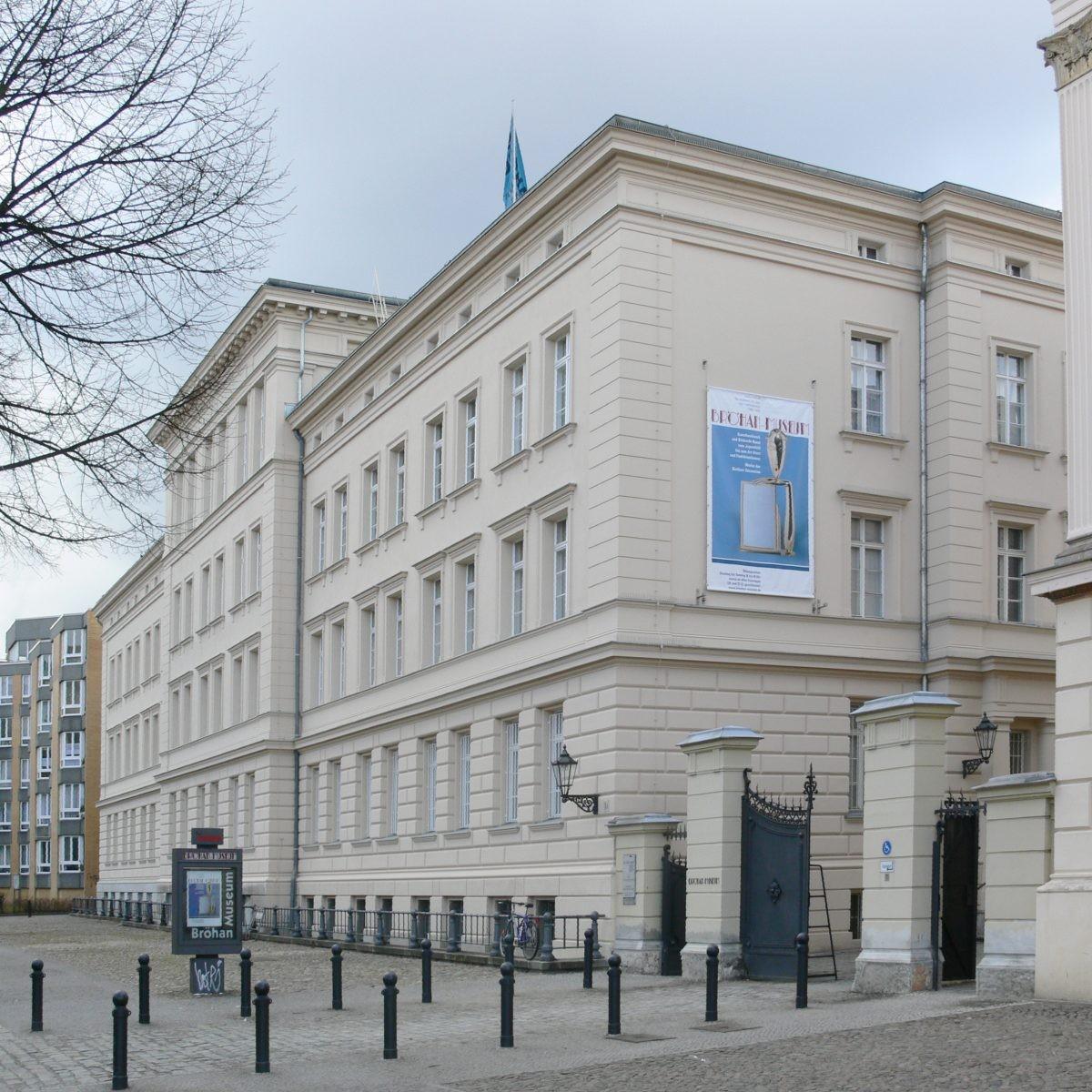 Am Schloss Charlottenburg gelegen: Bröhan-Museum in Berlin - Foto: Bröhan Museum