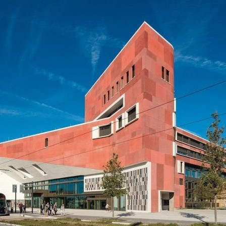 Bolles+Wilson: Nationalbibliothek Luxemburg - Foto: Christian Richters