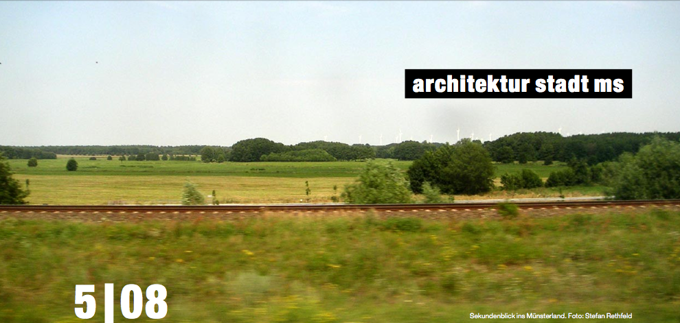 Sekundenblick im Münsterland. Foto: Stefan Rethfeld
