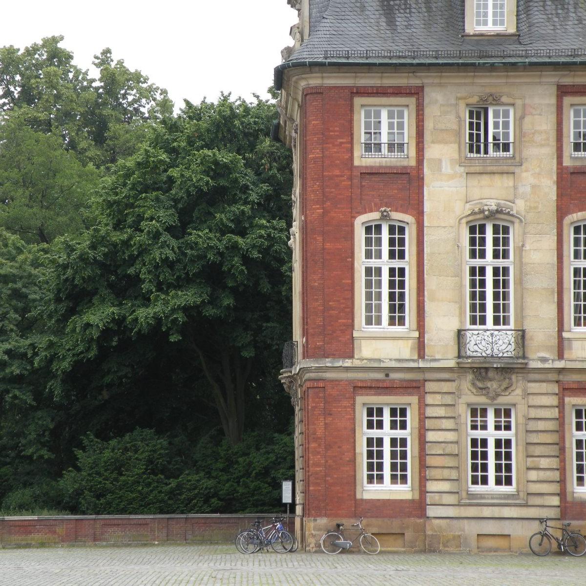 Schloss in Münster: Das städtebauliche Umfeld bedarf der baukulturellen Entwicklung - Foto: Stefan Rethfeld