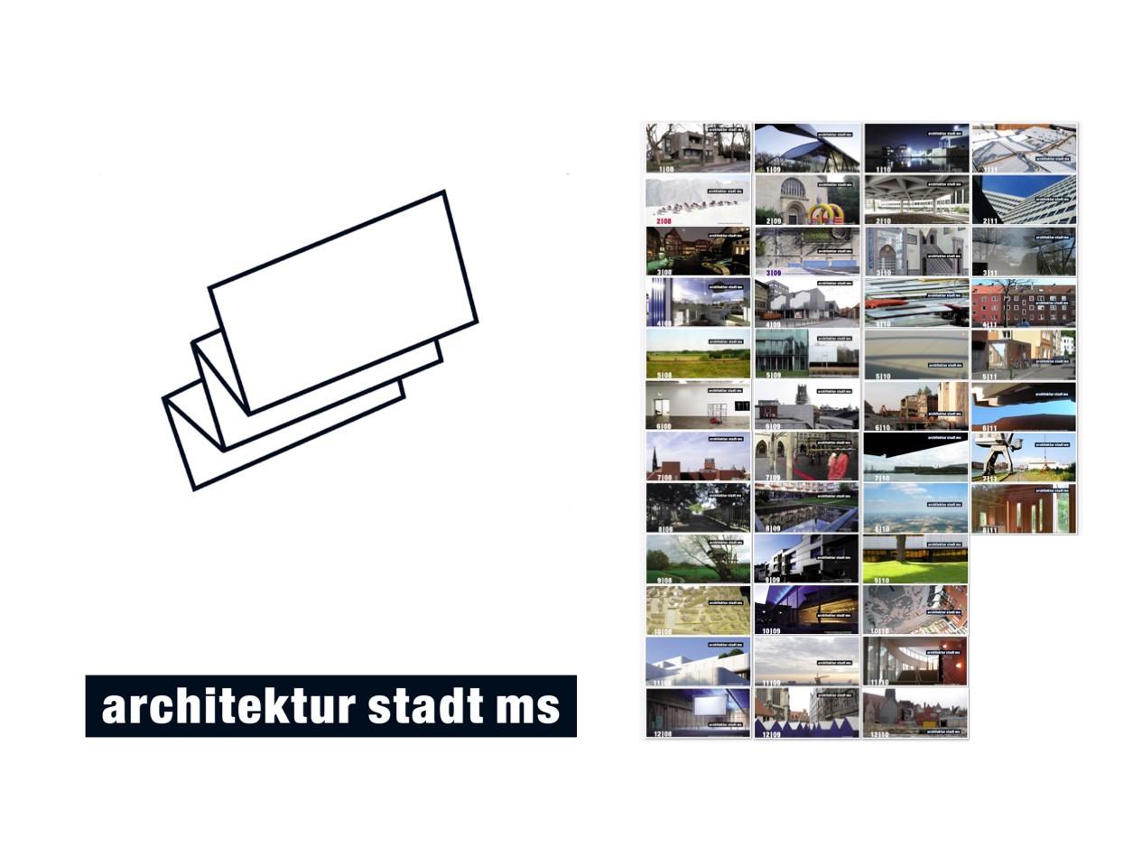 architektur stadt ms: Monatskalender 2008-2012