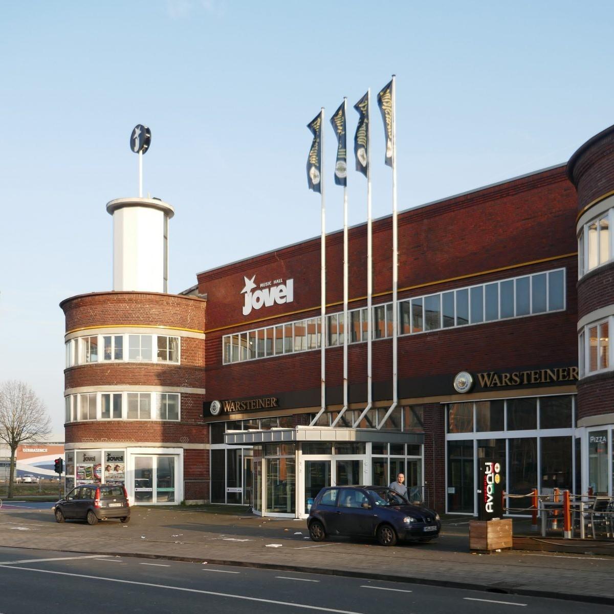 Johannes Nellissen: ehem. Werkstattgebäude Kiffe, Münster - Foto: Stefan Rethfeld
