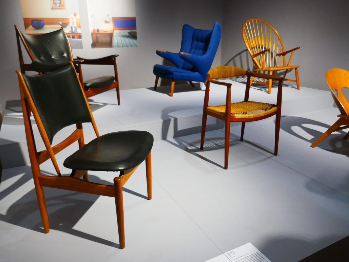 Nordic Design. Eine Antwort aufs Bauhaus - Bröhan Museum Berlin - Foto: Stefan Rethfeld