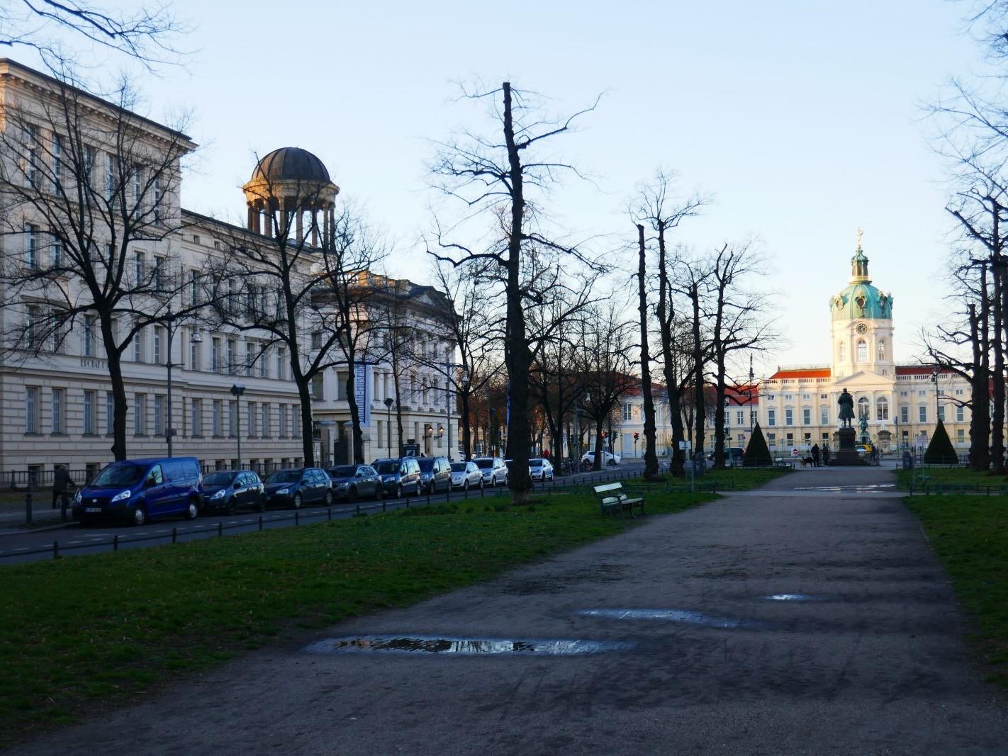 Neues Museumsquartier: Rund um das Charlottenburger Schloss - Foto: Stefan Rethfeld