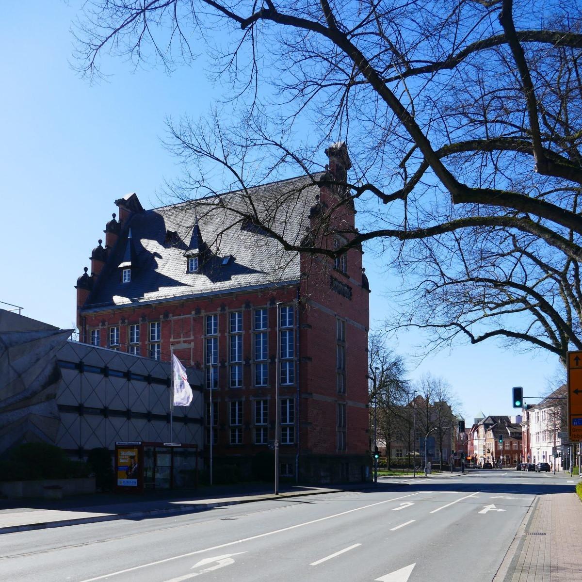Münster vor Ort: Hörstertor - Foto: Stefan Rethfeld