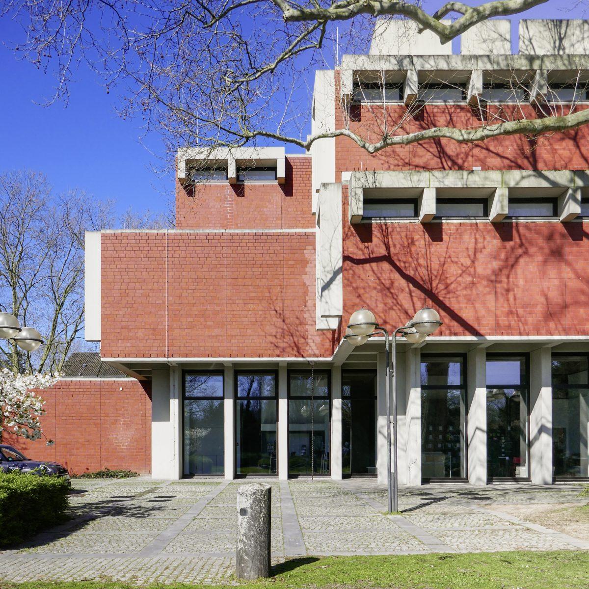 Harald Deilmann: Clemens-Sels-Museum Neuss (1963-1975) - Foto: Stefan Rethfeld