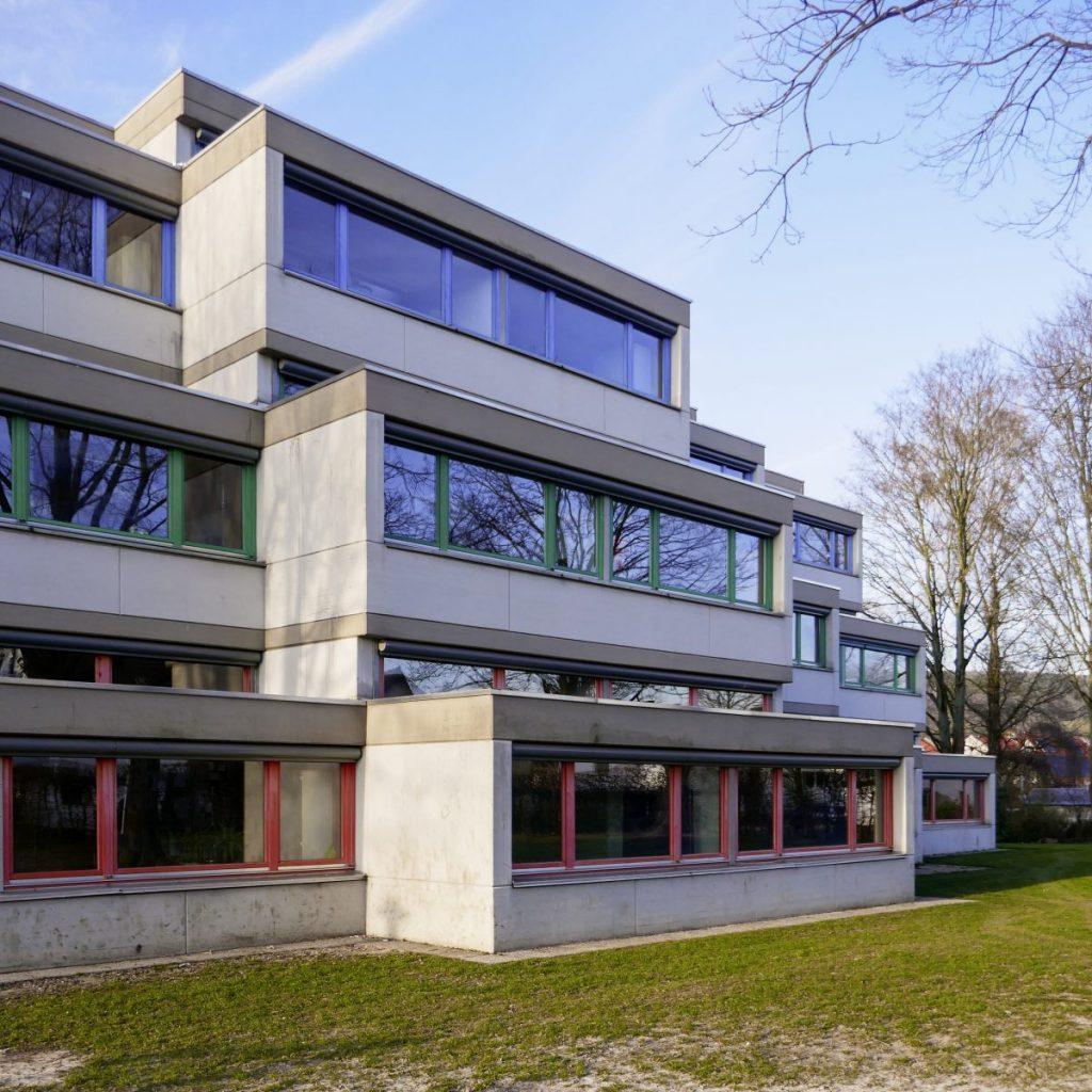 Harald Deilmann: Realschule Lemgo (1964-1969) - Foto: Stefan Rethfeld