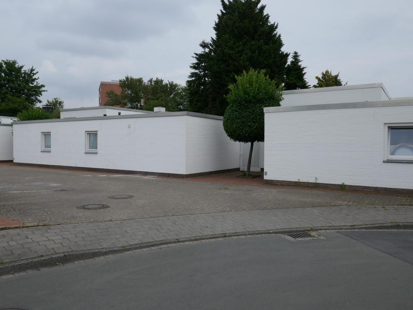 Münster vor Ort: Coerde - Wohnsiedlung Görlitzer Straße - Foto: Stefan Rethfeld
