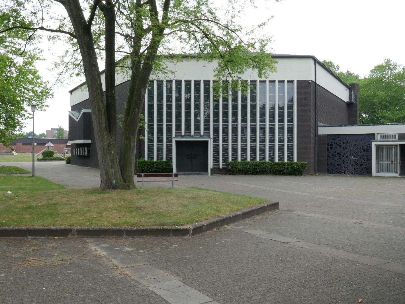 Münster vor Ort: Coerde - St. Norbert - Foto: Stefan Rethfeld