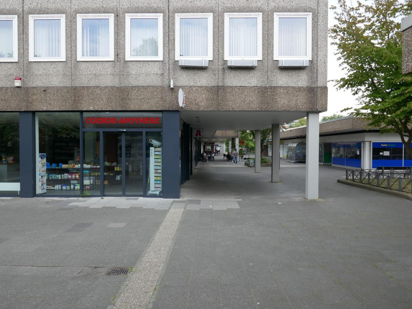 Münster vor Ort: Coerde - Coerdemarkt - Foto: Stefan Rethfeld