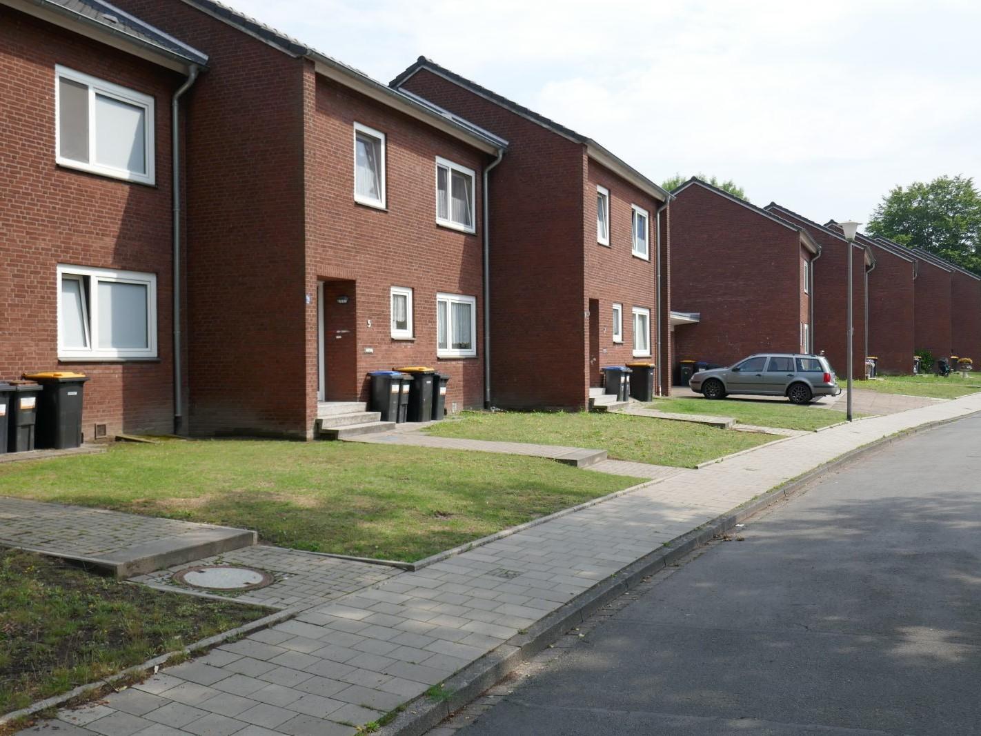 Münster vor Ort: Coerde - Nato-Siedlung - Foto: Stefan Rethfeld