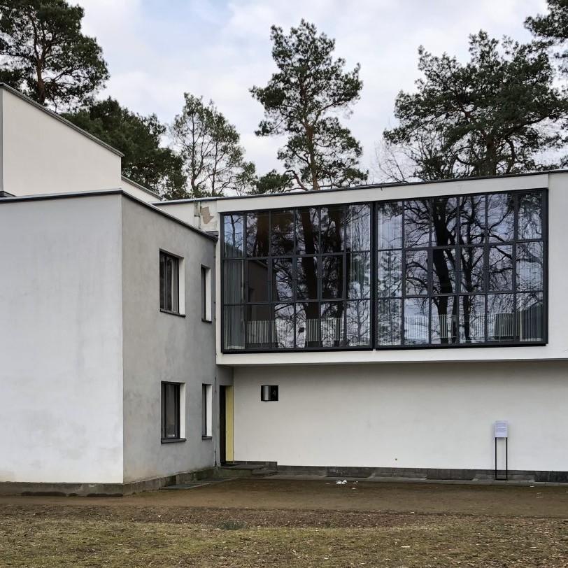 Dessau, Meisterhäuser - Foto: Stefan Rethfeld