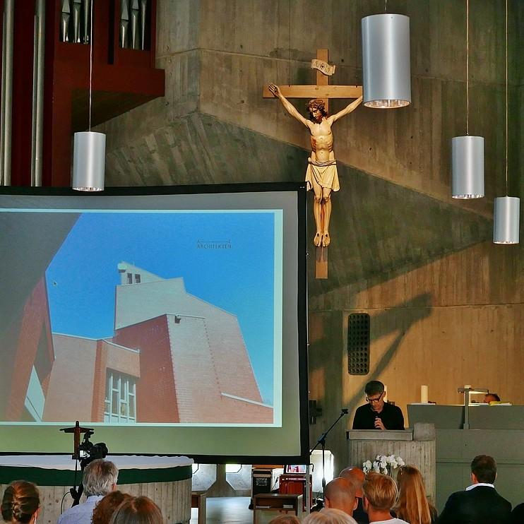 01 A-Z Architekten Harald Deilmann, St. Anna-Kirche Münster, Christian Pohl - Foto: Wilhelm Walterscheid