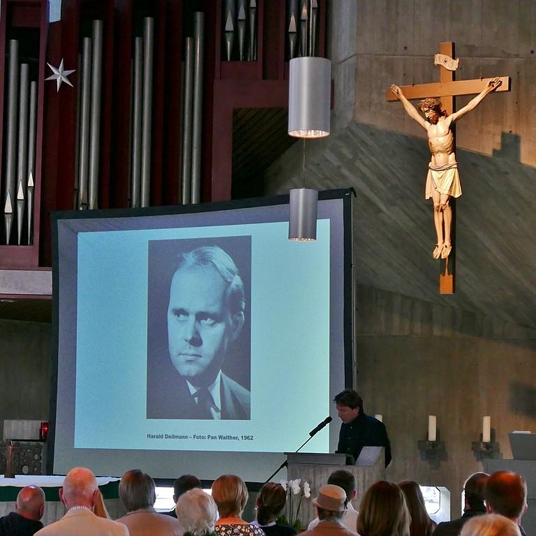 03 A-Z Architekten Harald Deilmann, St. Anna-Kirche Münster, Stefan Rethfeld - Foto: Wilhelm Walterscheid