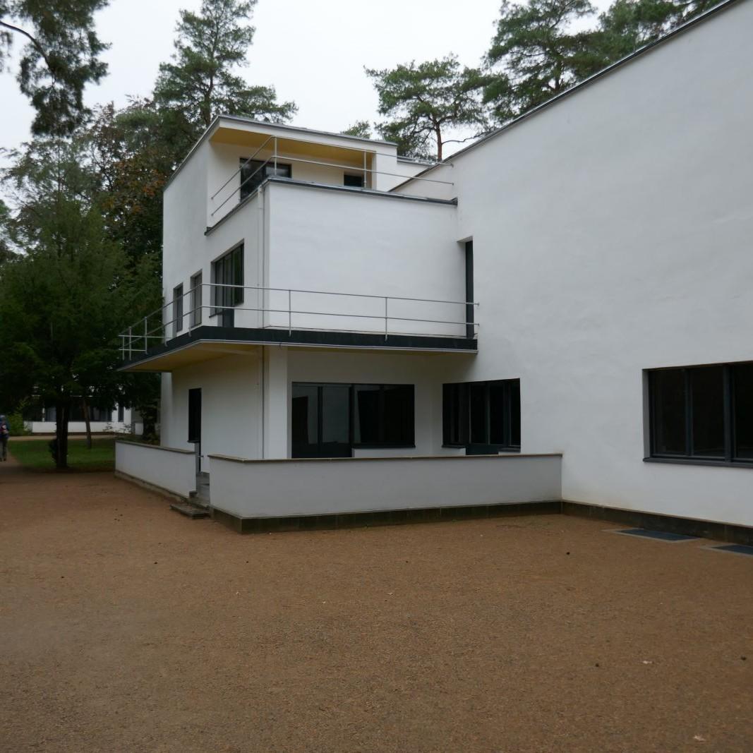 Dessau: Meisterhäuser - Foto: Stefan Rethfeld