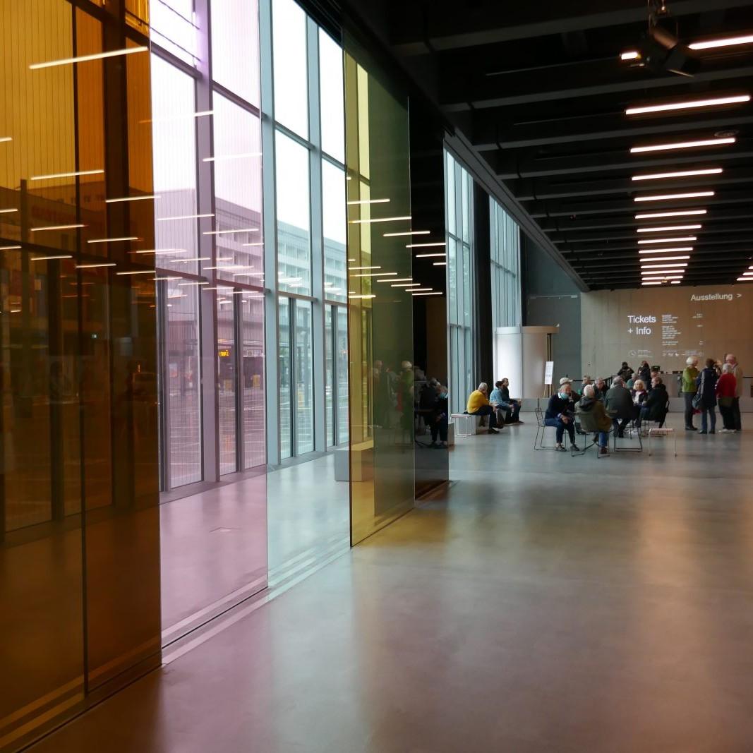 Dessau: Bauhaus-Museum - Foto: Stefan Rethfeld