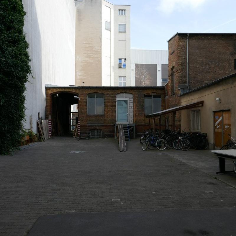 Berlin: Axel-Springer-Straße - Foto: Stefan Rethfeld