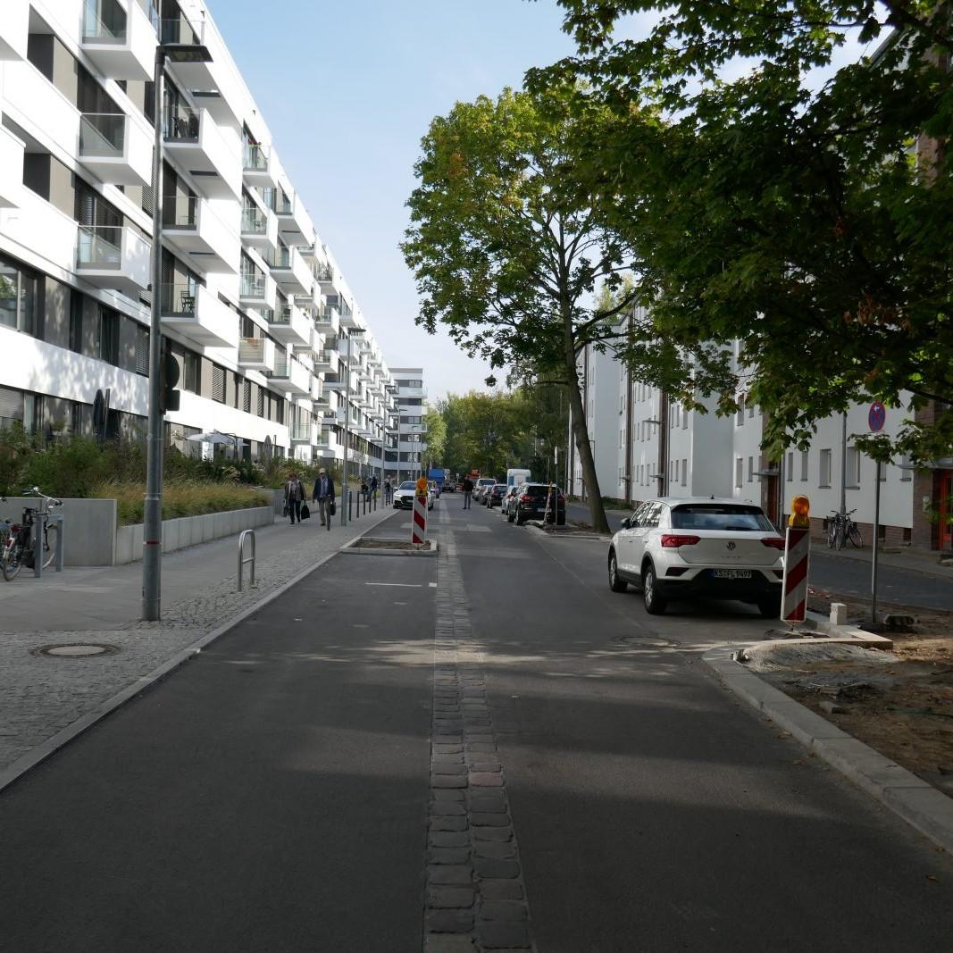 Berlin: Kommandantenstraße - Foto: Stefan Rethfeld