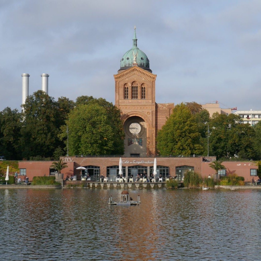 Berlin: Engelbecken - Foto: Stefan Rethfeld