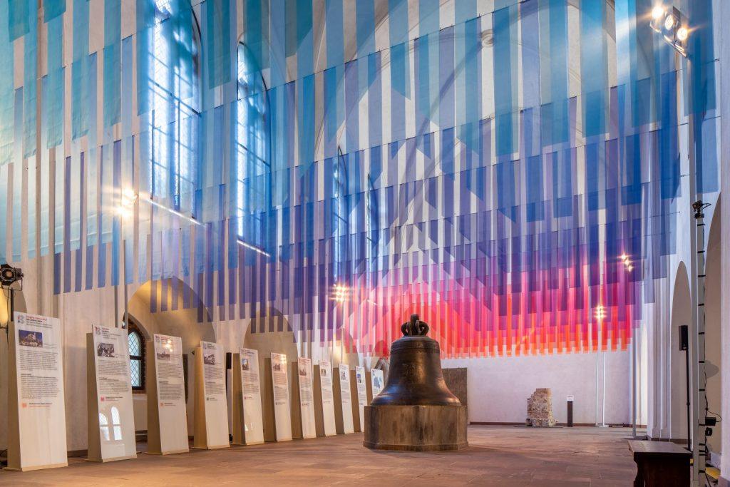 Inszenierung in der Großen Halle 2_Copyright Stadtmuseum Berlin_Foto Michael Setzpfandt