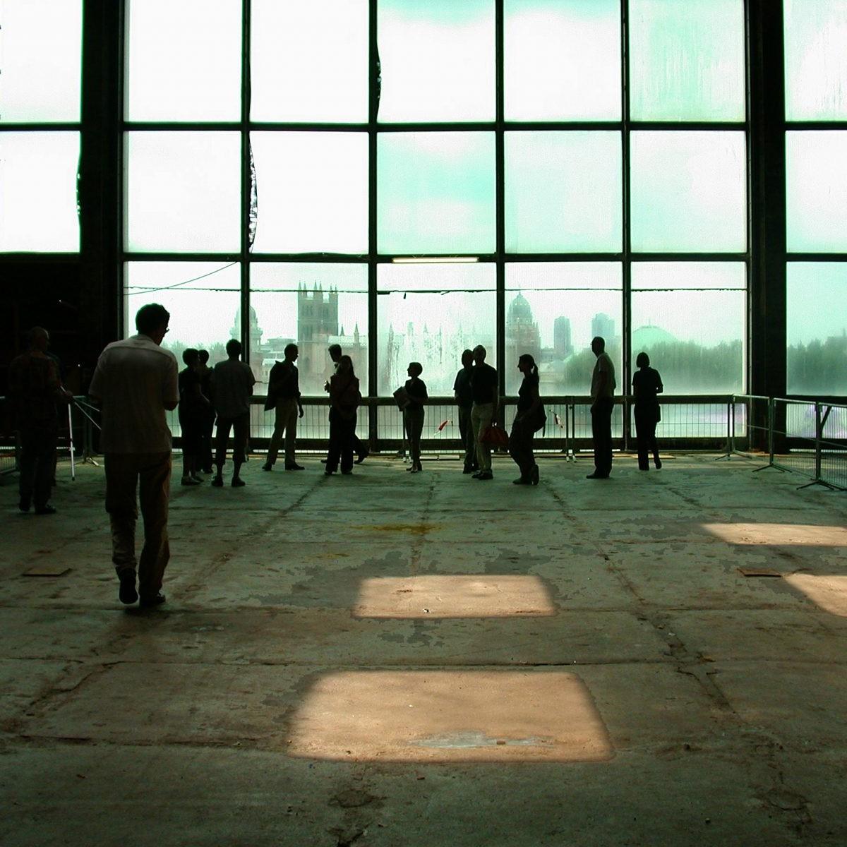 Zwischen Palast Nutzung, 2004 - Foto: Tor Seidel