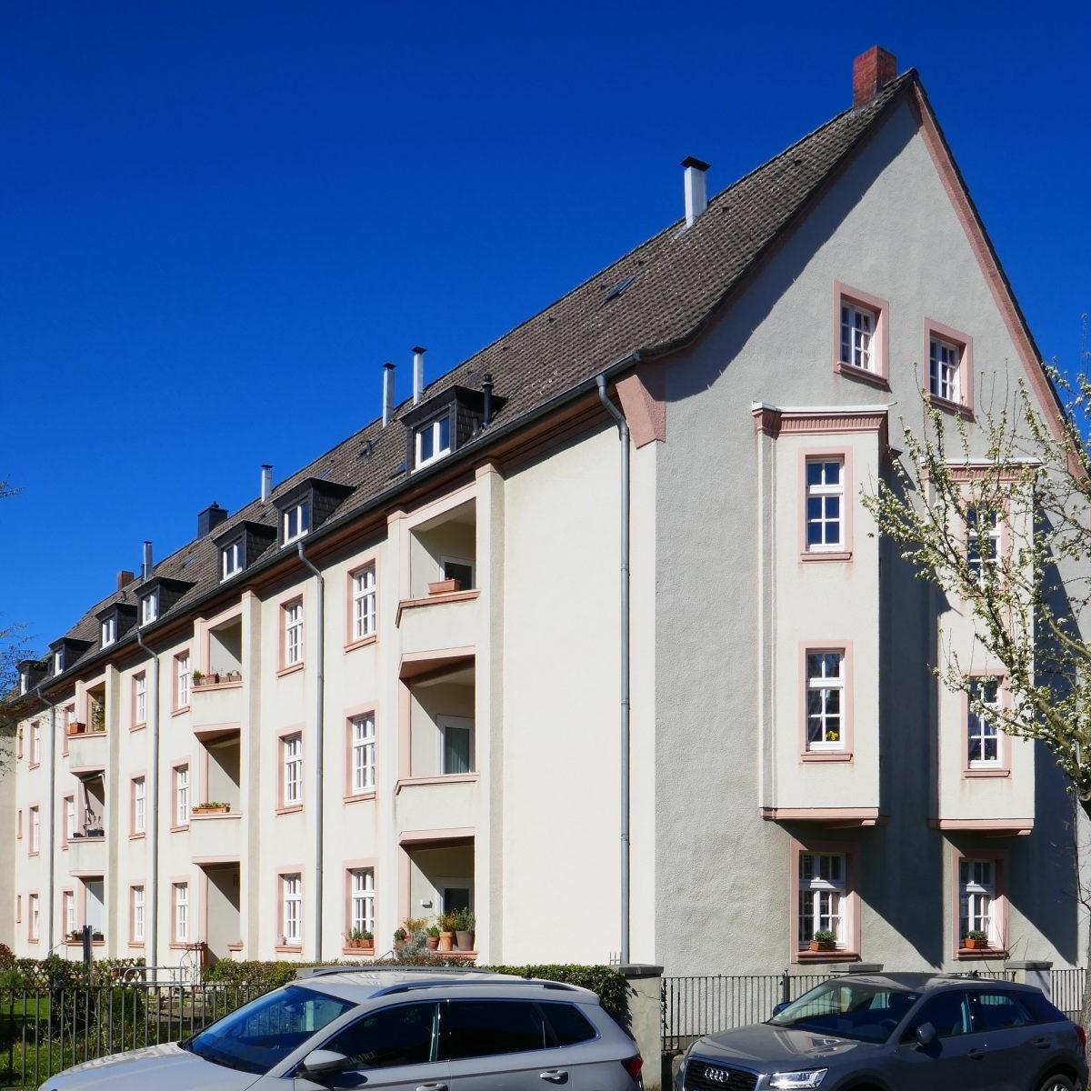 12 Mehrfamilienhaus Kolpingstraße - Foto: Stefan Rethfeld