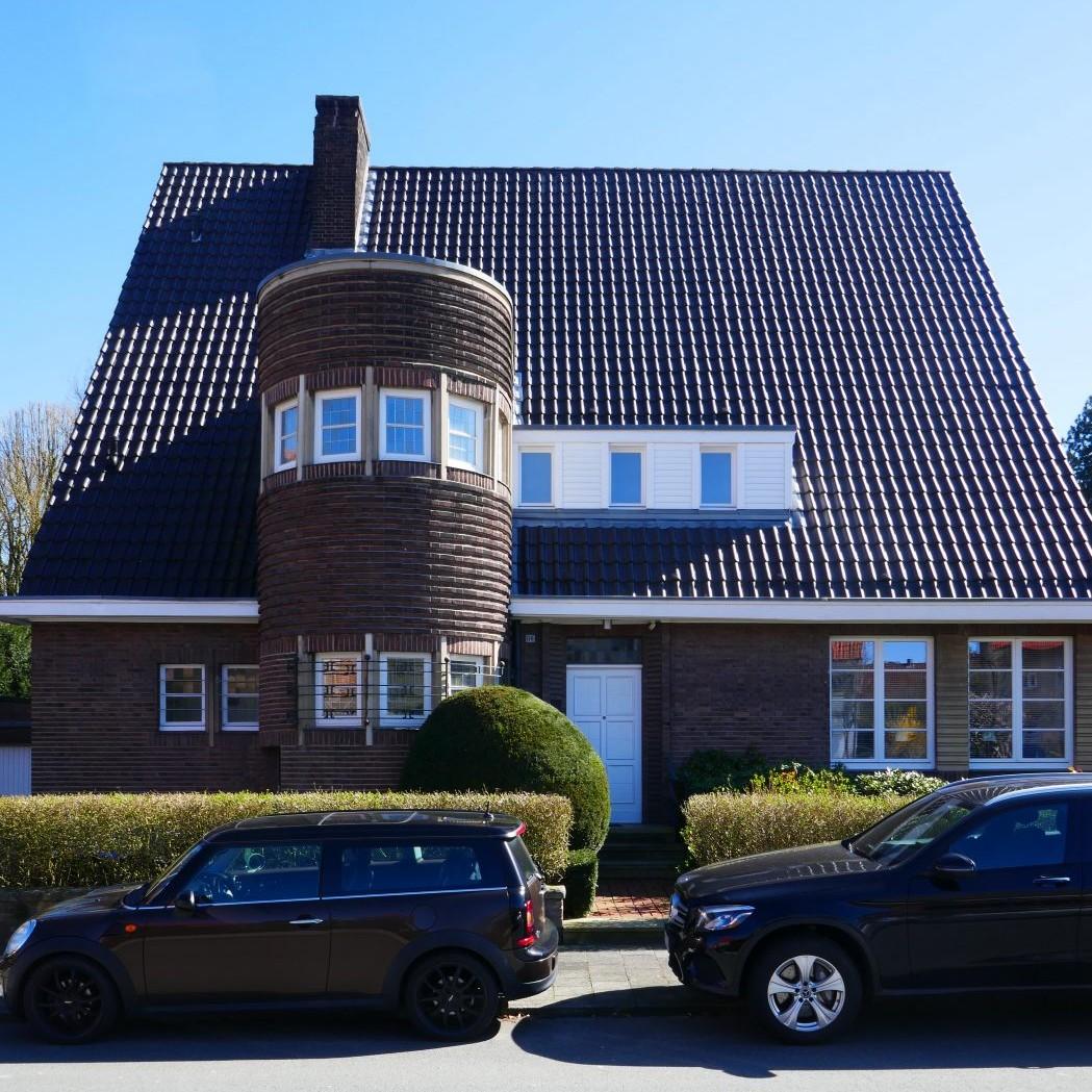 16 Wohnhaus Dr. Engelmeyer, Goldstraße - Foto: Stefan Rethfeld