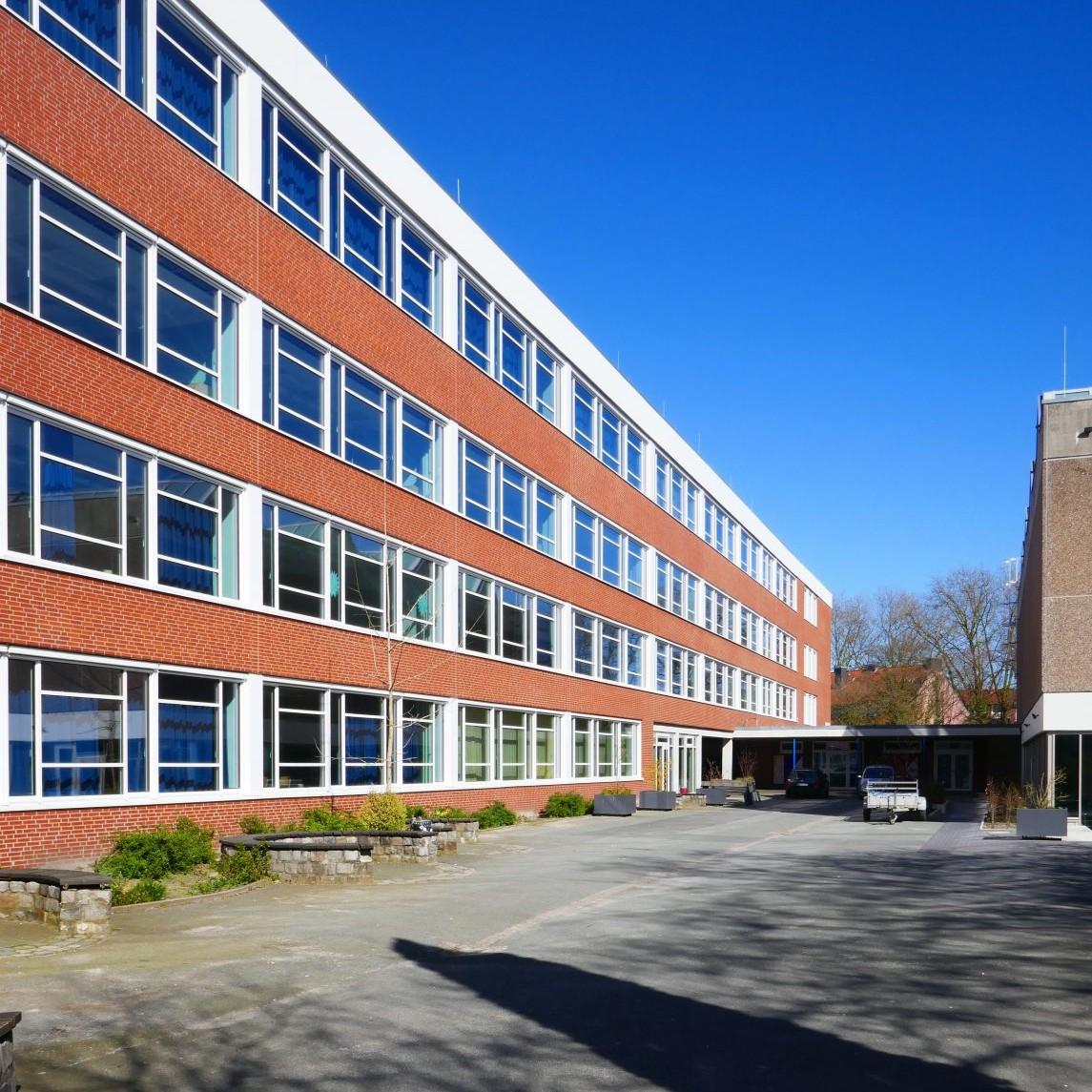 20 Ratsgymnasium, Bohlweg - Foto: Stefan Rethfeld
