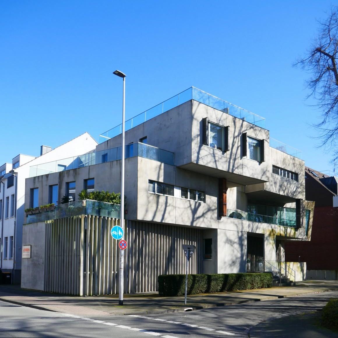 21 Wohn- und Geschäftshaus Bohlweg - Foto: Stefan Rethfeld