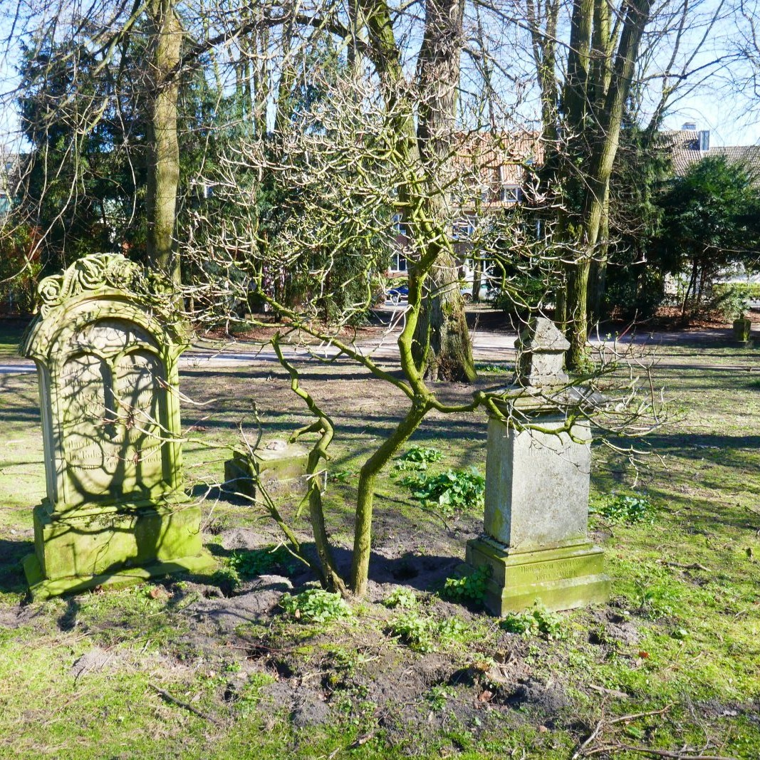 22 Alter Hörsterfriedhof - Foto: Stefan Rethfeld
