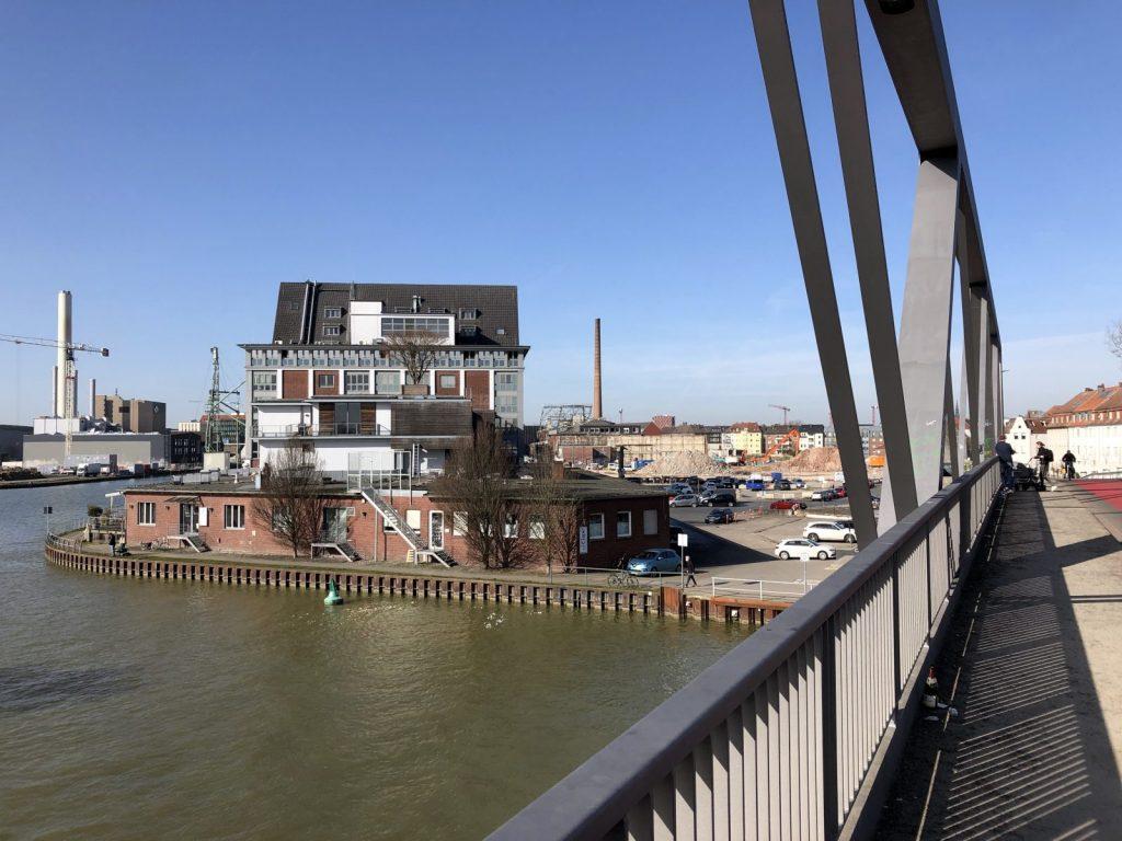 Münster vor Ort: Hafen 2021