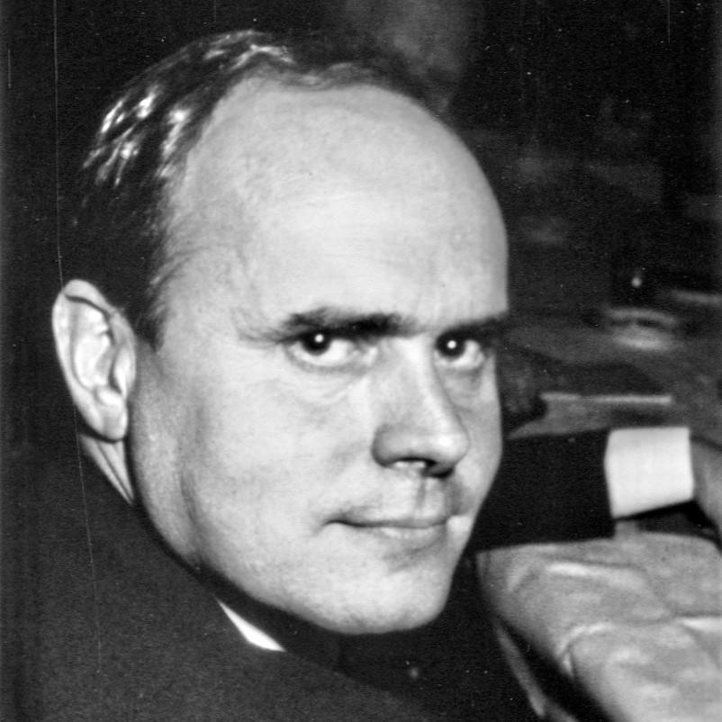 Harald Deilmann - 1969: Foto: Stadtarchiv Lemgo, Archivbestand T 12 Nr. 5